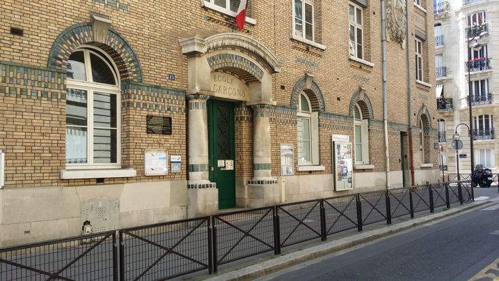 Gustave Zédé, 15 rue Bauches