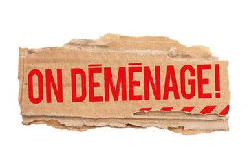 DEMENAGEMENT FERMETURE AU PUBLIC MARDI 9 – MERCREDI 10 ET JEUDI 11 AVRIL