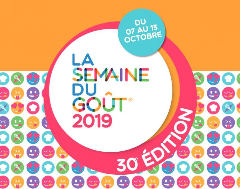 SEMAINE DU GOUT 2019