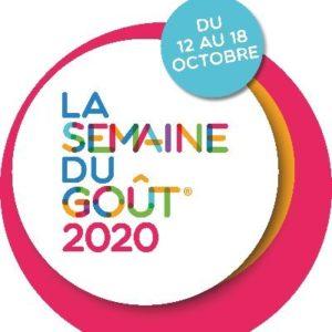 SEMAINE DU GOUT 2020